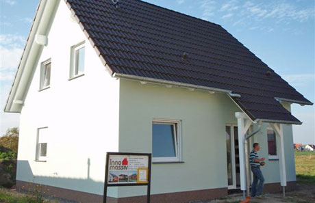 Referenz innoCompact Haus Magdeburg